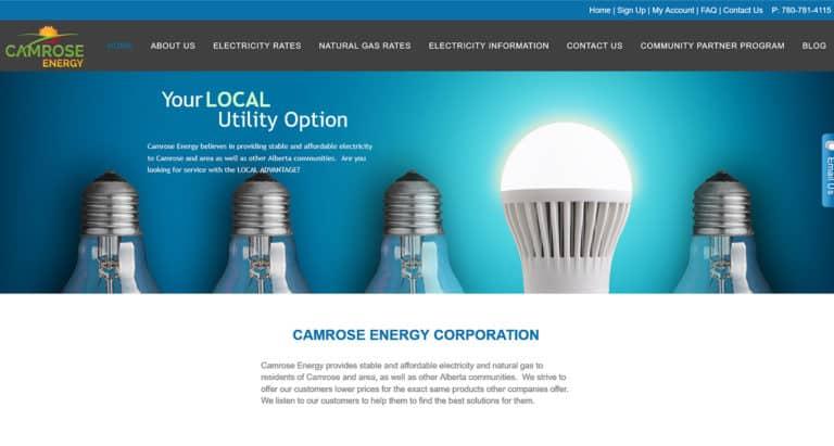 Camrose Energy